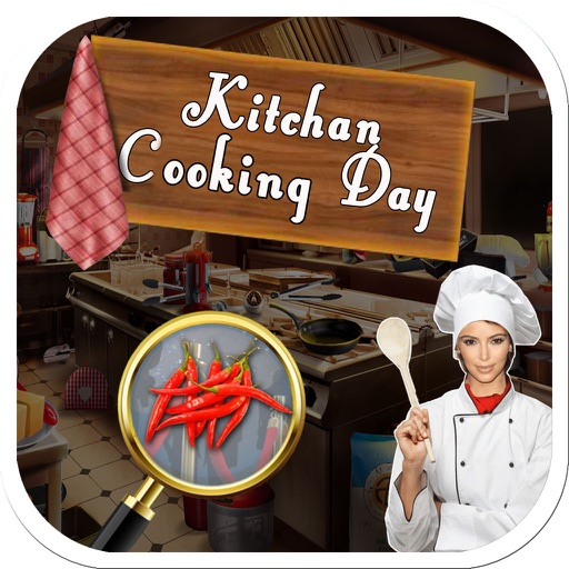 Messy Kitchen Hidden Object Games: Hidden Objects Game : Kitchen Cooking Day