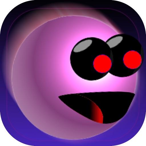 Purple Pupils