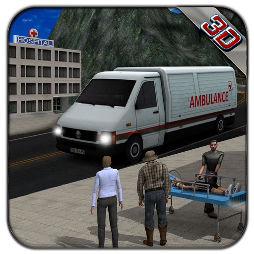 Ambulance Driving: Rescue Op iOS App