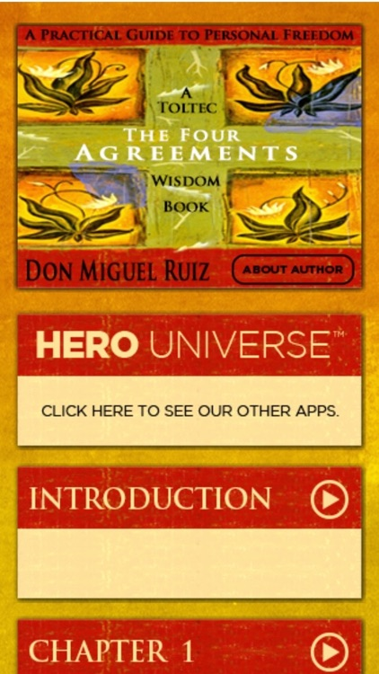The Four Agreements By Don Miguel Ruiz A Practical Guide To