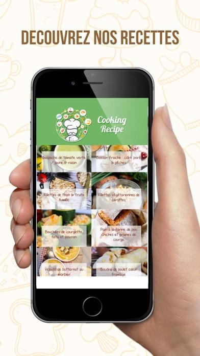 download Recette Minceur - Cuisine Saine pour Régime Santé apps 4
