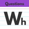 Wh Questions by Teach Speech Apps - who, what, when, where and why app for speech therapy