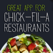 Great App for Chick-fil-A Restaurants