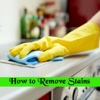 How to Remove Stains - Remove Stains on Your Toddler's Clothing remove