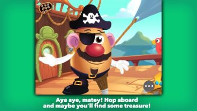 Screenshot for Mr. Potato Head: School Rush in United States App Store