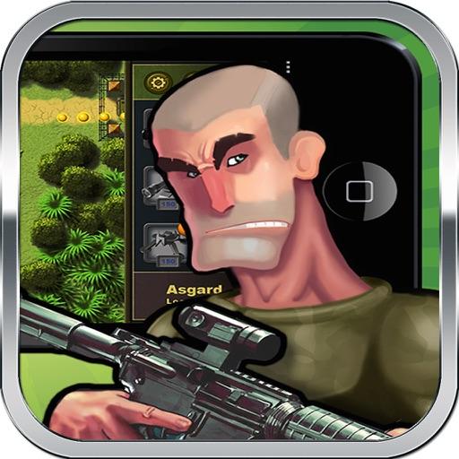 Jungle War ! iOS App