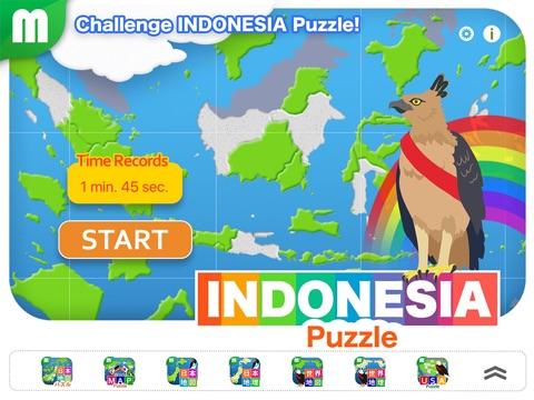 Indonesia Puzzle