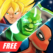 Superhero free fighting games avengers battle icon