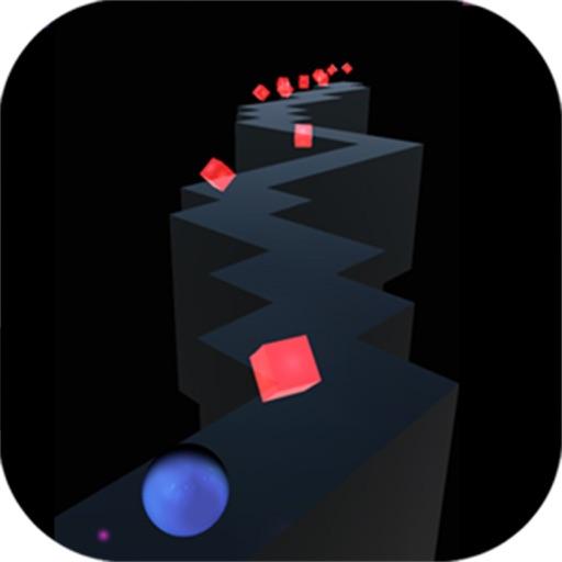 Rolling Ball Smash Hit iOS App
