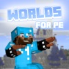 Worlds for Minecraft PE (Modded Worlds & Maps Pocket Edition)