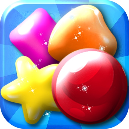 Candy Witch Match-3 - be an alien pop hero to feed hungry babies monsters iOS App