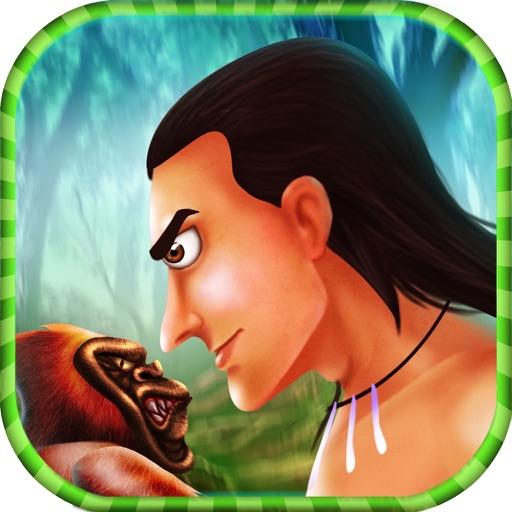 Jungle Warrior Run And Fight iOS App