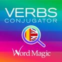 English-Spanish Verb Conjugator icon