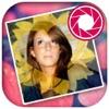 Фото редактор для вашего профиля с кадрами и любовных фильтров