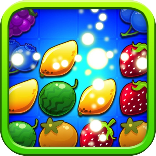 Crazy Fruit Bunny iOS App