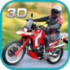3D Racing in Traffic Bike : Racer Road Rider Car Free Games