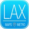 Los Angeles Guia de Viagem com Mapas Offline Hotel e Restaurant