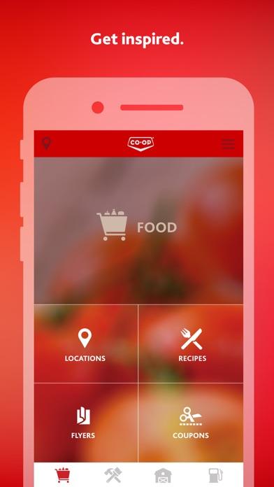 Co op coupons app
