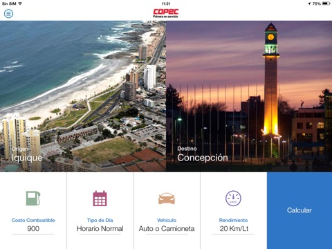 Mundo_Copec screenshot 4