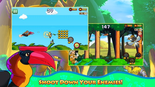 Tiny Monkey Escape Screenshot