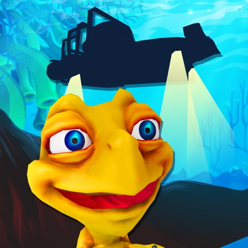 Crazy Underwater Turtle Joyride - PRO - Aqua Jump & Dive Coral Reef Race iOS App