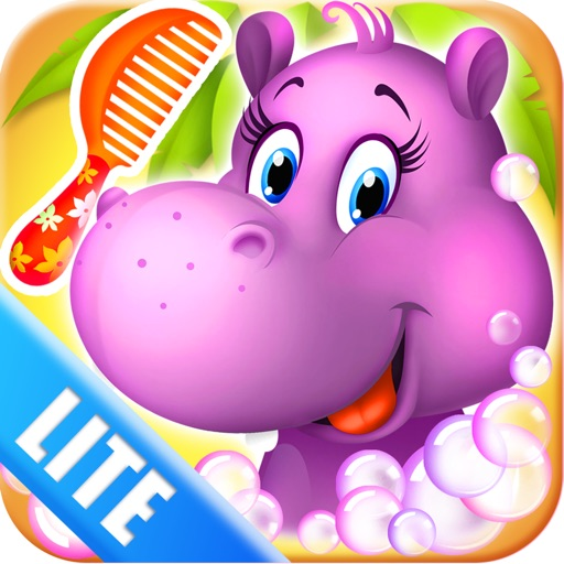 Pet Spa Salon: Safari LITE VERSION iOS App