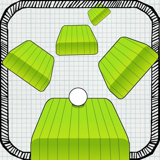 Doodle Twist - Impossible Jump iOS App