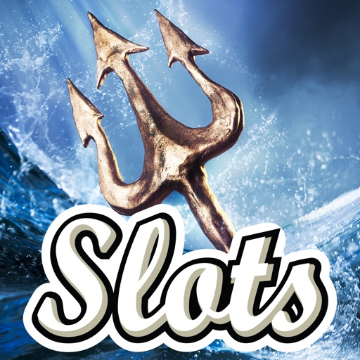 Poseidon's Wrath Slots - FREE CASINO Slot Machine iOS App