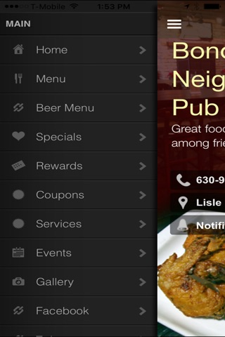 Bono's Neighborhood Pub&Grill screenshot 2