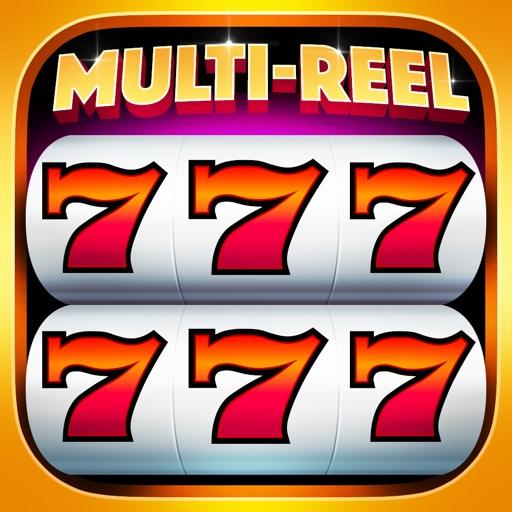 Multi Reel Jackpot Slots - Free Casino Slot Machine Games iOS App