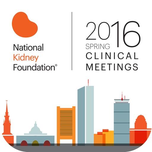 NKF 2016 Spring Clinical Meetings iOS App
