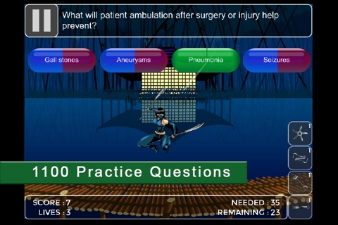NCLEX RN & PN Exam Review Qbank screenshot 1