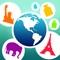 App Icon for Pesa el mundo App in Mexico IOS App Store