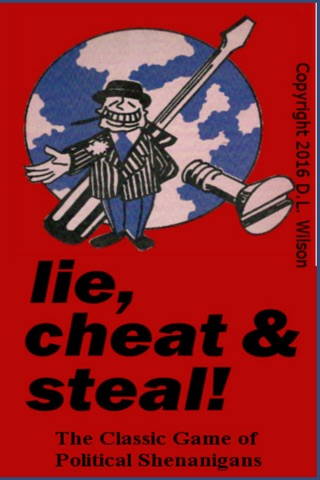 Lie, Cheat & Steal! screenshot 2