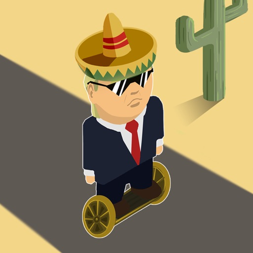 Download Trump On The Run free for iPhone, iPod and iPad