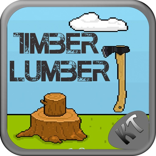 Adventure Of Timber Lumber iOS App