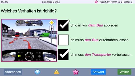 Fahrschule.de 2018 Screenshots