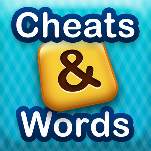 Cheats & Words : the most accurate cheat app for Words With Friends with auto-detect OCR