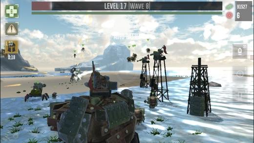 War Tortoise Screenshot