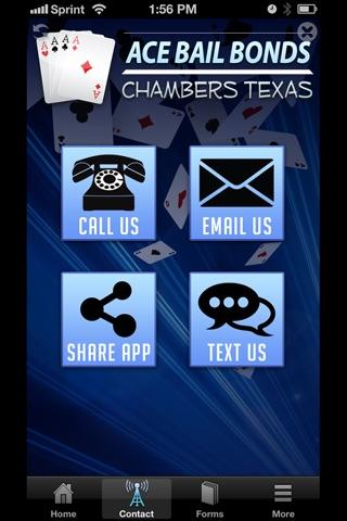 Ace Bail Bonds Chambers screenshot 2