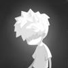 Uncolored Boy