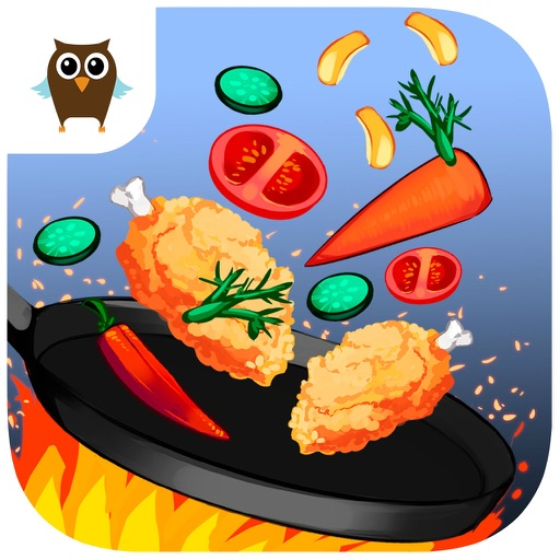 Crazy Cooking Chef - No Ads iOS App