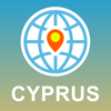 Cyprus Map - Offline Map, POI, GPS, Directions