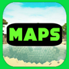 Maps for Minecraft PE ( Pocket Edition ) - The Best Map App!