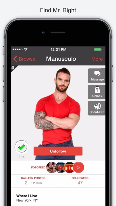 Gay mobile dating