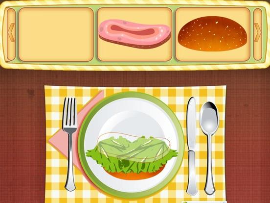 cuisine jeux pour enfants dans l app store. Black Bedroom Furniture Sets. Home Design Ideas