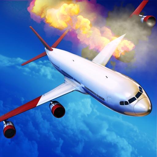 フライトアラート : フライトシミュレータ by 自由のための楽しいゲーム