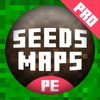 Pro Seeds Maps for Minecraft PE - Seed Map app for Pocket Edition