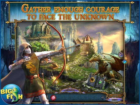 Dreampath the two kingdoms hd a magical hidden object for Big fish hidden object games
