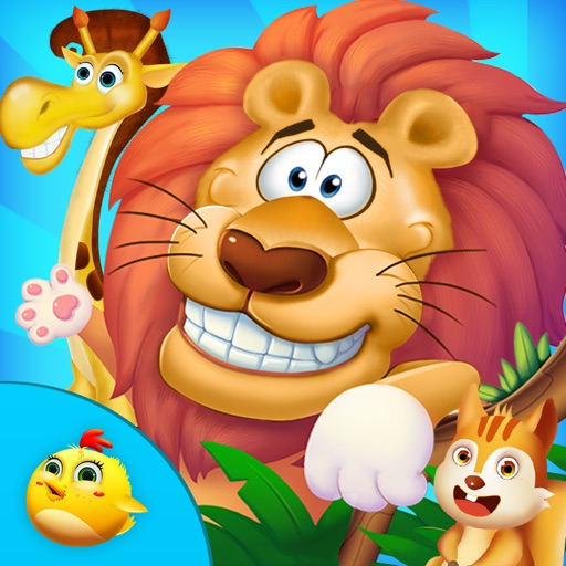Kids Learn About Zoo iOS App